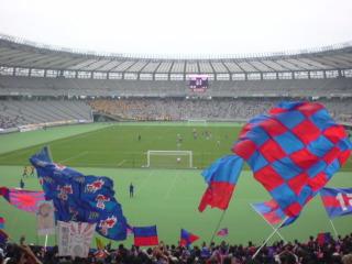 天皇杯4回戦ベガルタ仙台戦