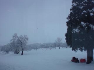 舞子のスキー場