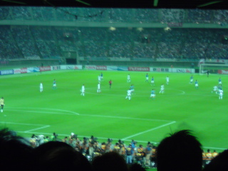 2010W杯最終予選 カタール代表戦