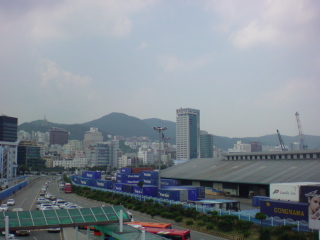 韓国の旅…