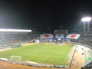 東アジア選手権・韓国戦