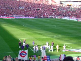2010年J1第2節浦和レッズ戦