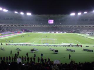 2010年J1第3節セレッソ大阪戦