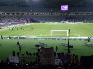 2010年J1第7節 京都サンガFC<br />  戦