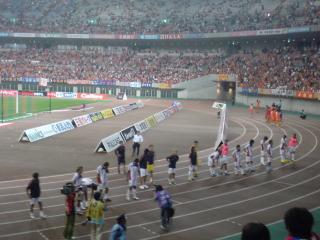 2010J1第16<br />  節アルビレックス新潟戦