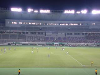 天皇杯2回戦駒澤大学戦