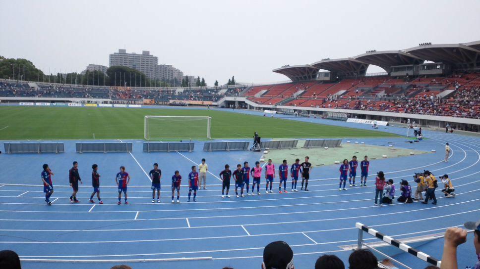 2011 J2 第15<br />  節愛媛F<br />  C戦