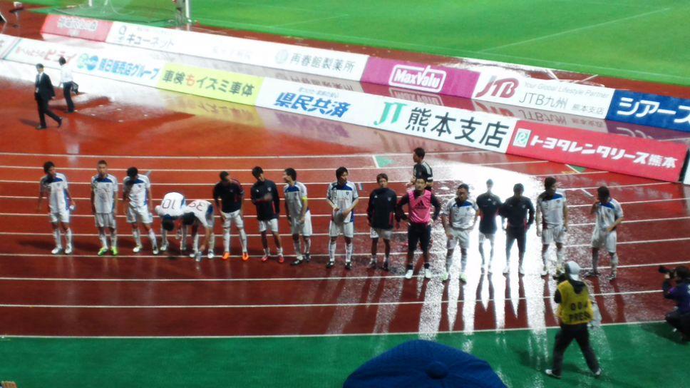2011 J2 第16<br />  節ロアッソ熊本戦