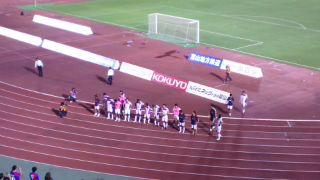 2011 J2 第26<br />  節 カターレ富山戦