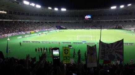 2011 J2 第27節 京都サンガFC