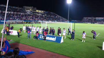 2011 J2 第6節 横浜FC<br />  戦