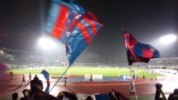 2011 J2 第34節 湘南ベルマーレ戦