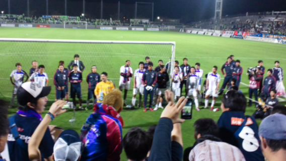 2011 J2 第36節 ガイナーレ鳥取戦
