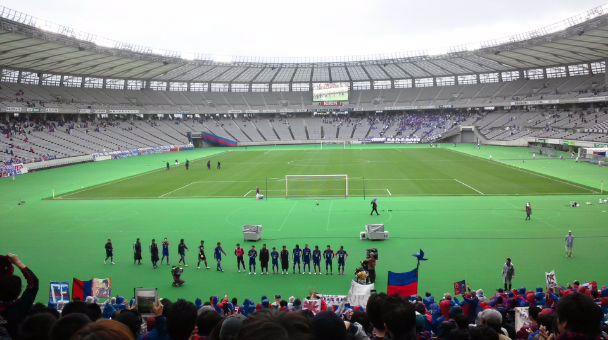 2012 J1 第4<br />  節サンフレッチェ広島戦
