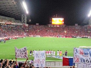 2012 J1 第20<br />  節浦和レッズ戦