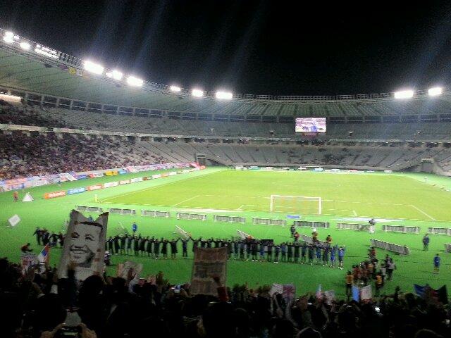 2012 J1 最終節ベガルタ仙台戦